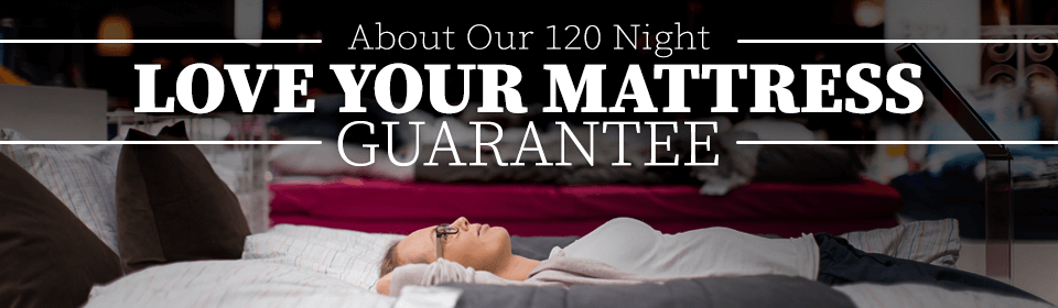 Love Your Mattress Guarantee